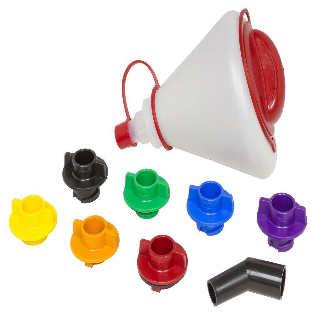 Multi-Application Oil Funnel