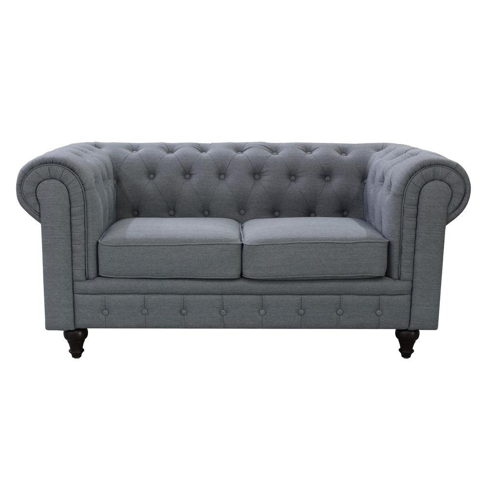 elegant loveseat leather designs home insight tufted