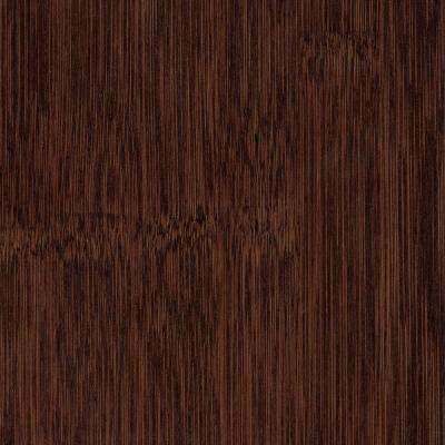 Horizontal Nutmeg 5/8 in. Thick x 5 in. Wide x 38-5/8 in. Length Solid Bamboo Flooring (24.12 sq. ft. / case)