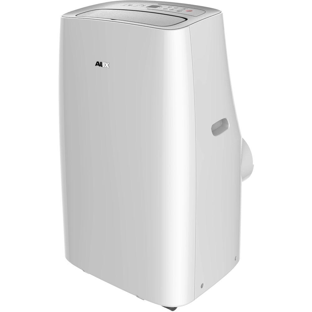 14,000 BTU 7,700 BTU (DOE) 2017 ) 115-Volt Portable Air Conditioner, Remote Control for Rooms up to 350 sq. ft. White