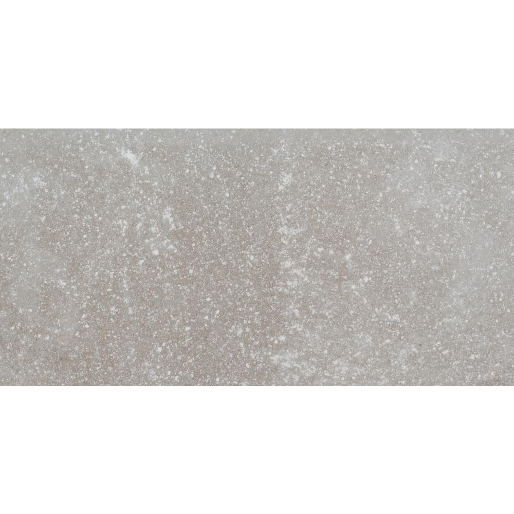 MSI Brixstyle Glacier 12 in. x 24 in. Glazed Porcelain Floor and Wall Tile (12 sq. ft. / case)