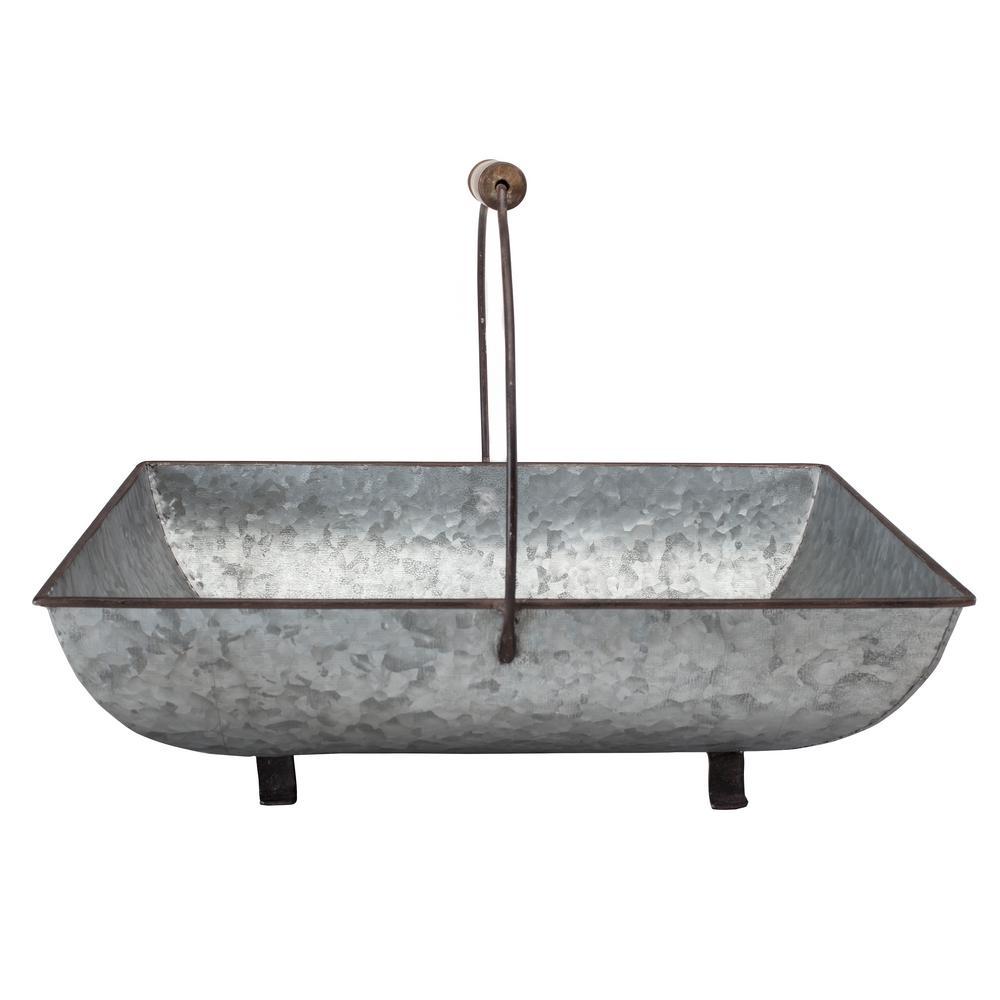 Metal Garden Trug