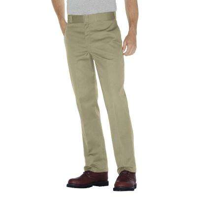 Original 874 Men 30 in. x 30 in. Desert Sand Work Pant