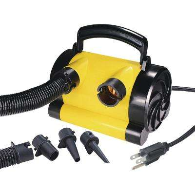 120-Volt Super Electric Air Pump