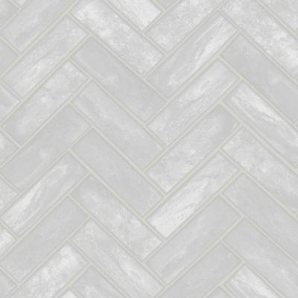 Lustro Grey Removable Wallpaper Sample