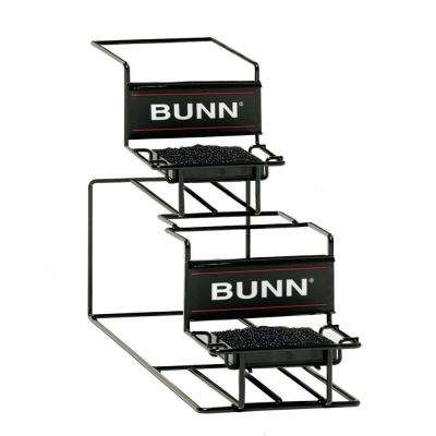 Universal 1-Upper and 1- Lower APR Airpot Rack