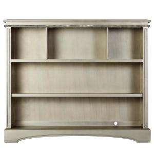 Adora and Catalina Antique Bronze Bookcase