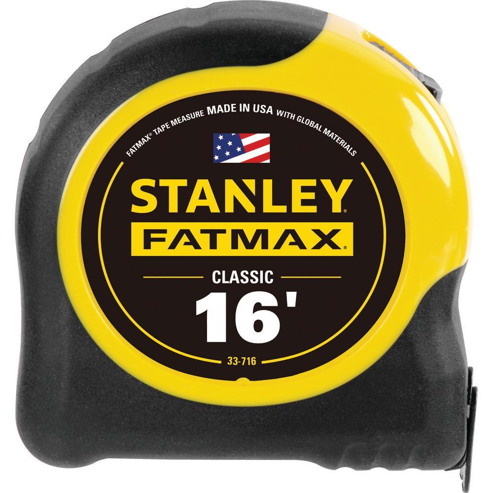 16 ft. FATMAX Tape Measure