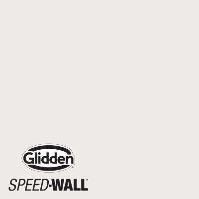 Speed-Wall 5 gal. Silver Feather PPG1002-1 Flat Interior Latex Paint
