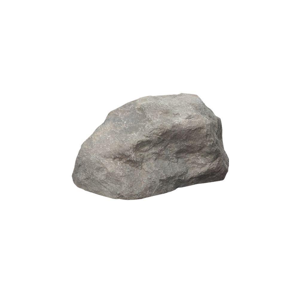 17 in. x 10.5 in. x 8 in. Gray Small Landscape Rock
