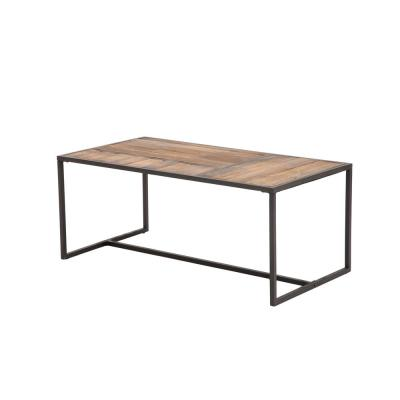 Paxton Natural Brown Cocktail Table