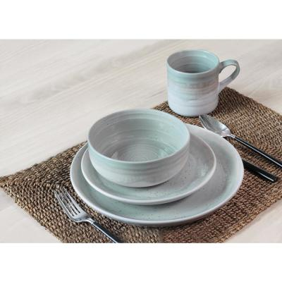 Green Dinnerware Tableware Bar The Home Depot