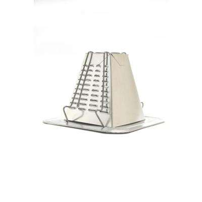Tin Genuine Pyramid Toaster
