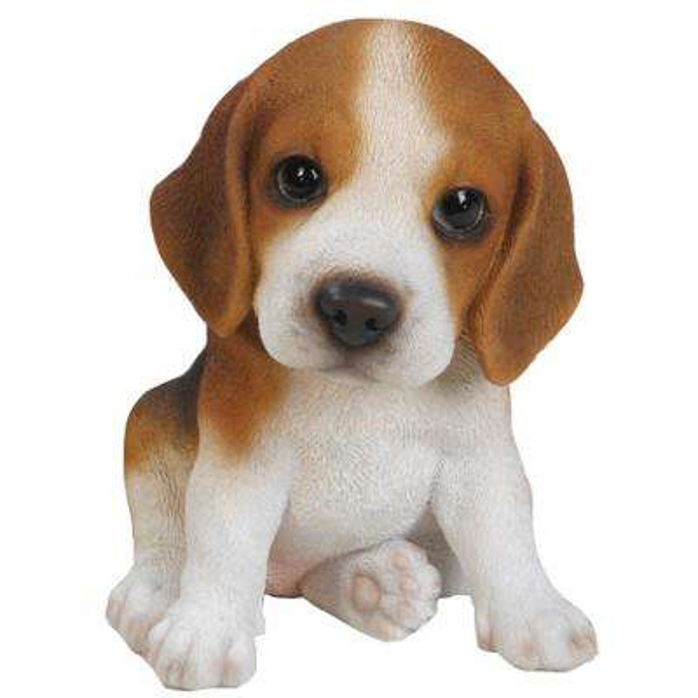 Beagle Puppy Statue