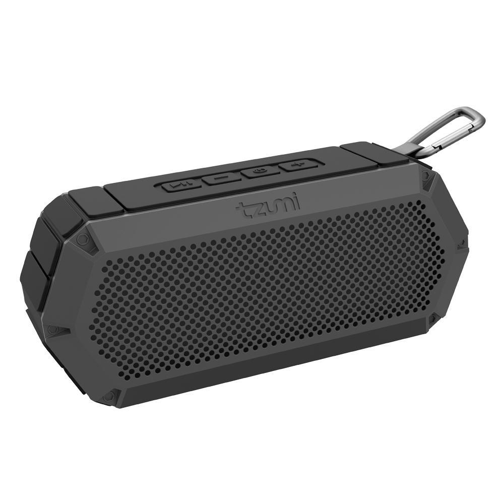 Tzumi Bluetooth Waterproof Outdoor Speaker