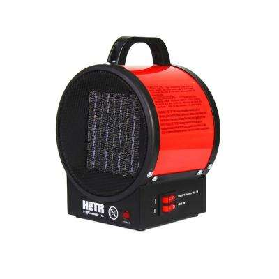750/1500-Watt Electric Portable Ceramic Space Heater