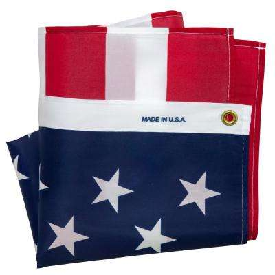 3 ft. x 5 ft. Repreve US Flag