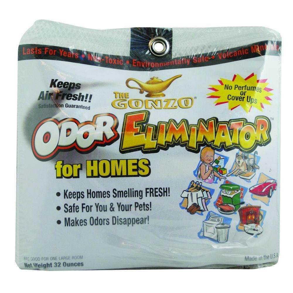 gonzo natural magic 32 oz odor eliminator for homes 1013 the home rh homedepot com basement odor eliminator products basement odor eliminator diy