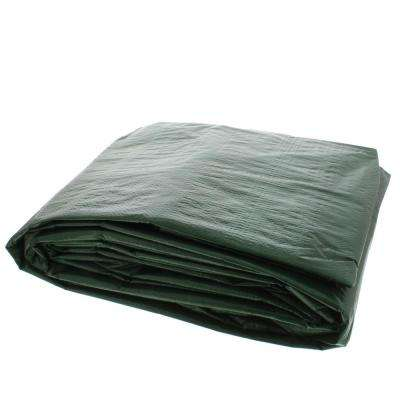 16 ft. x 20 ft. 5 mil Medium-Duty Tarp