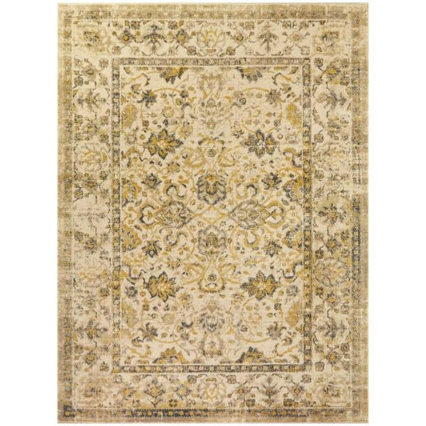 10 Ft Vintage Persian Area Rug 3007040