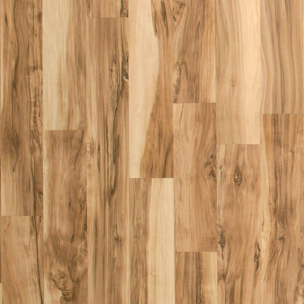 Home Decorators Collection Brilliant Maple 10 Mm Thick X 7 1 2 In Wide X 47 1 4 In Length