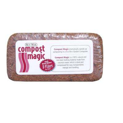 1-1/4 lb. Compost Accelerator Bricks (6-Pack)