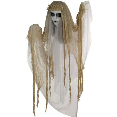 60 in. Touch Activated Animatronic Bride