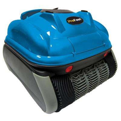 Top Loading Robotic Pool Cleaner with Swivel and Caddy