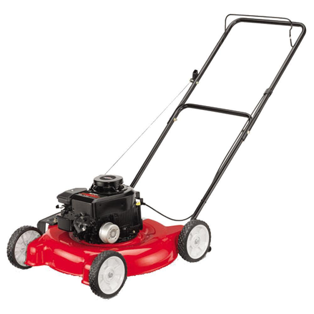MTD 20 in. 148 cc Walk-Behind Gas Lawn Mower-DISCONTINUED