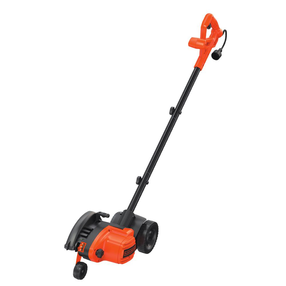 BLACKDECKER BLACK+DECKER 7.5 in. 12-Amp Corded Electric 2-in-1 Landscape Edger/Trencher