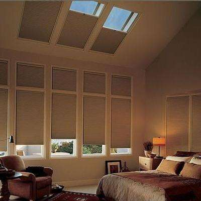 Accordia Room Darkening Skylight Cellular Shade