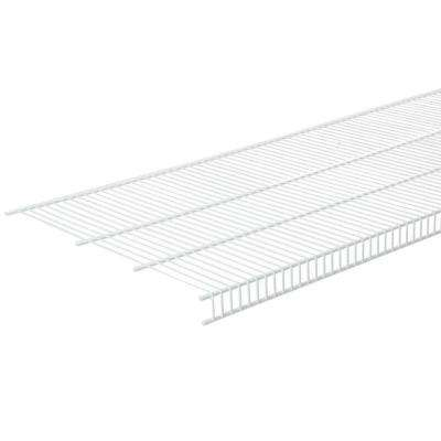 Close Mesh 72 in. W x 20 in. D Ventilated Pantry Shelf