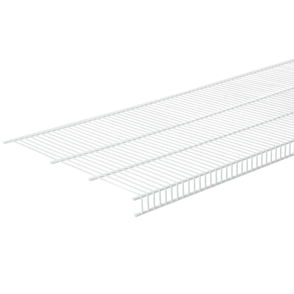 ClosetMaid Close Mesh 72 inch W x 20 inch D Ventilated Pantry Shelf by ClosetMaid