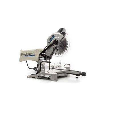 10 in. Slide Miter Saw with Laser