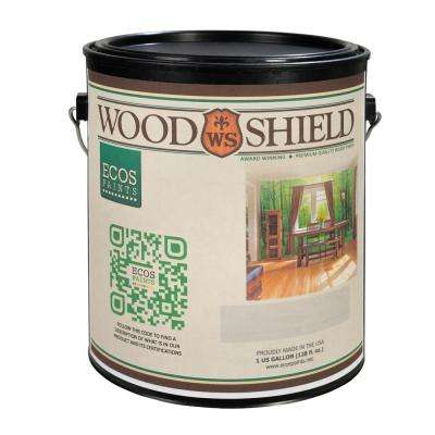 1 gal. ECOS Woodshield Semi-Gloss Varnish