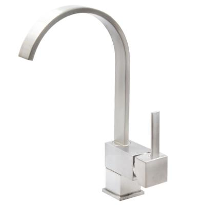 Wright Single-Handle Pivotal Bar Faucet in Brushed Nickel
