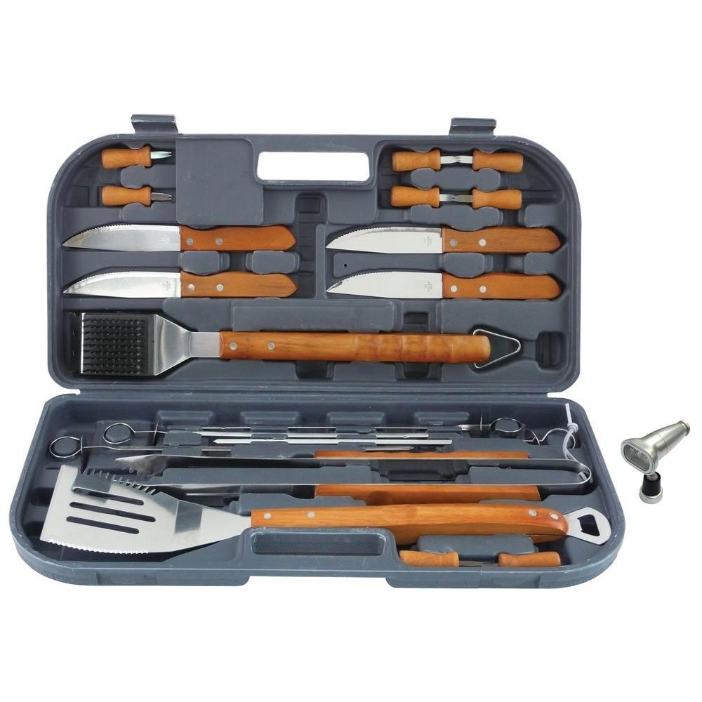 20-Piece Gourmet Tool Set