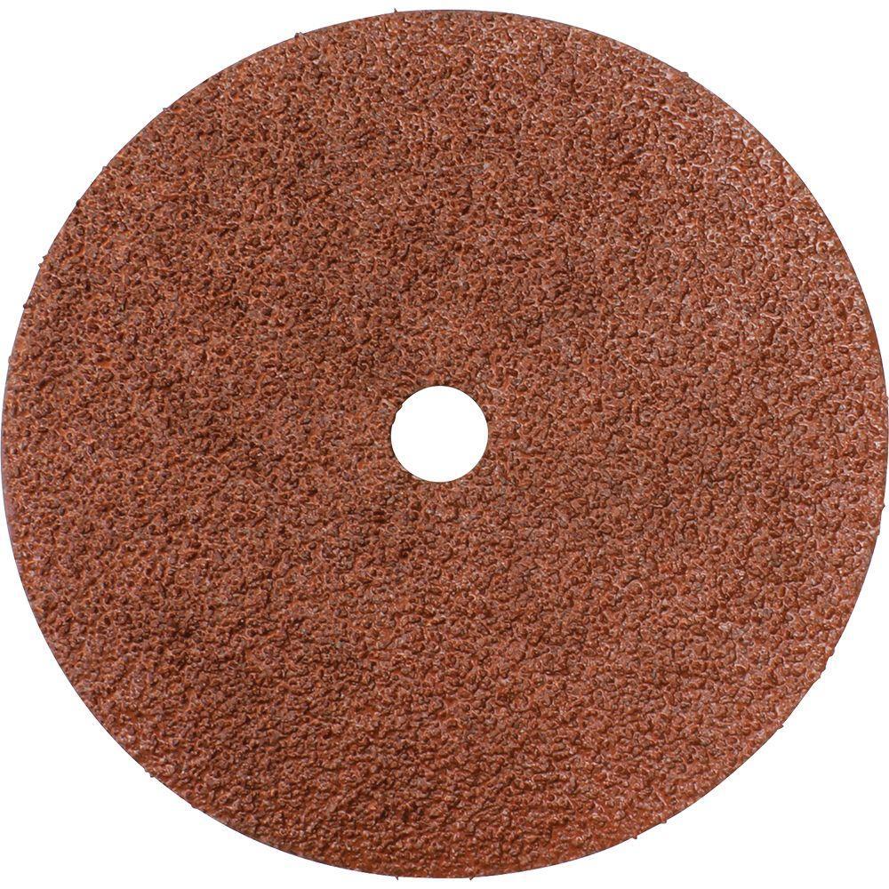 5 in. 36-Grit GV5010 Abrasive Disc (25-Pack)