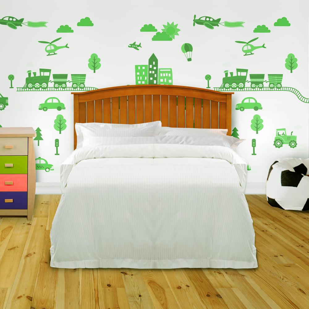 Fashion Bed Group Finley Maple Queen Wooden Headboard