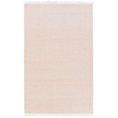 Jefferson  Ivory 6 ft. x 9 ft. Indoor Area Rug