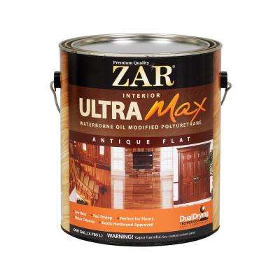 1 Gal. Antique Flat Ultra Max Oil Modified Polyurethane