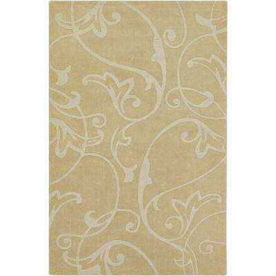 Jaipur Beige 7 ft. x 10 ft. Indoor Area Rug