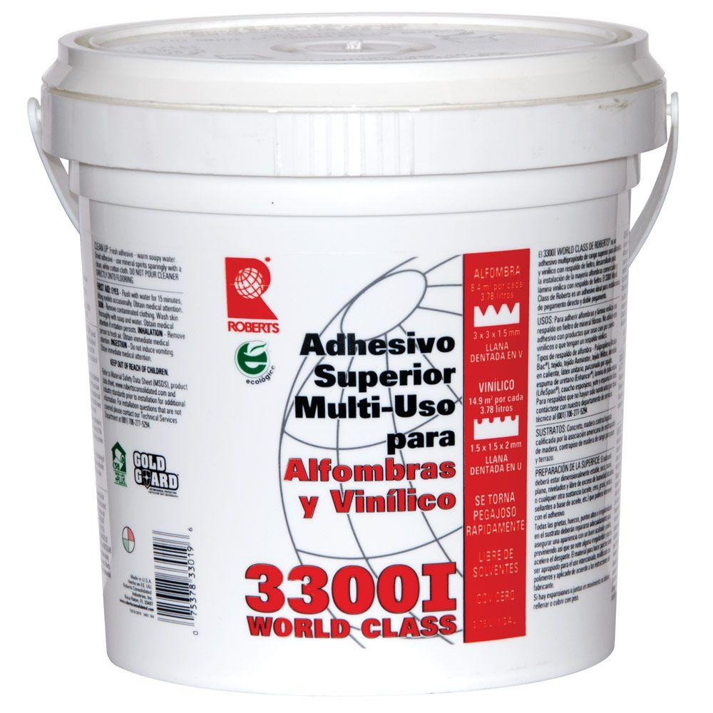 Roberts 1-gal. Multipurpose Worldwide Carpet and Vinyl Glue Adhesive