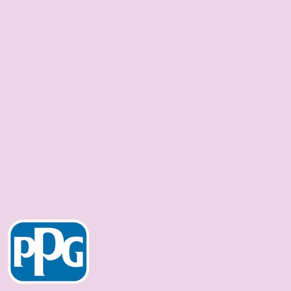 PPG TIMELESS 5 gal. #HDPPGR03D Bashful Pink Satin Exterior One-Coat Paint with Primer