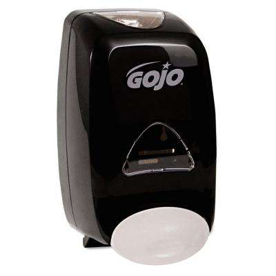 1250 ml Black FMX-12 Soap Dispenser