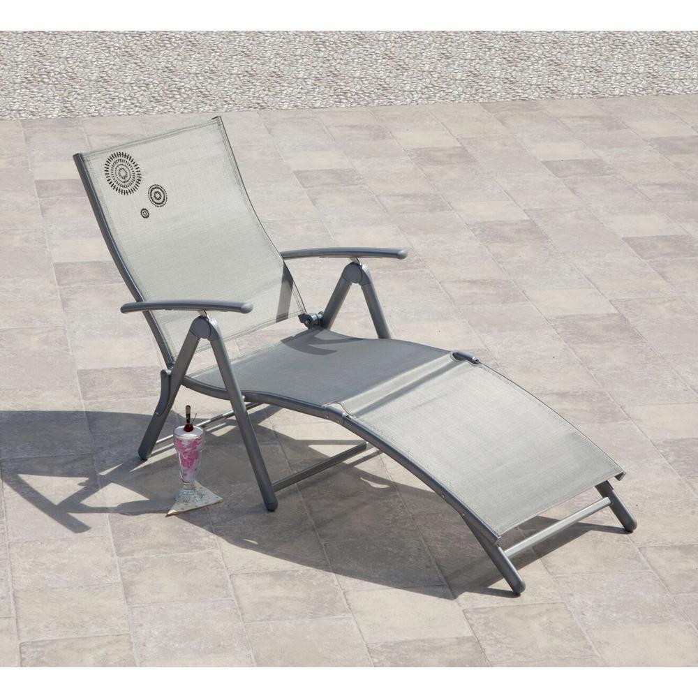 Havana Folding Plastic Adirondack Chair