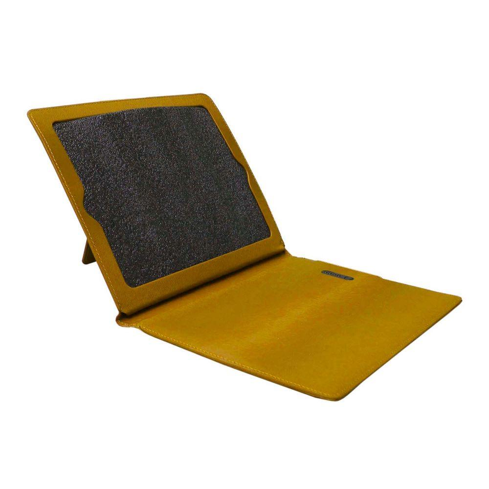 Innovative Technology Rechargeable Power Case for iPad and 10 in. Tablet - Red - Tan-DISCONTINUED