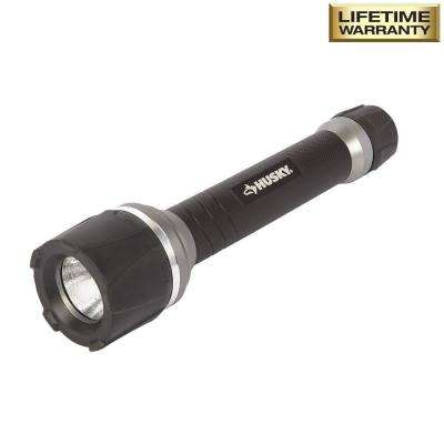 90 Lumen Virtually Unbreakable Aluminum Flashlight