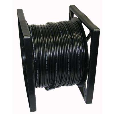 500 ft. RG59 Closed Circuit TV Coaxial Cable with 18/2 Power and 24/2 Data - Black