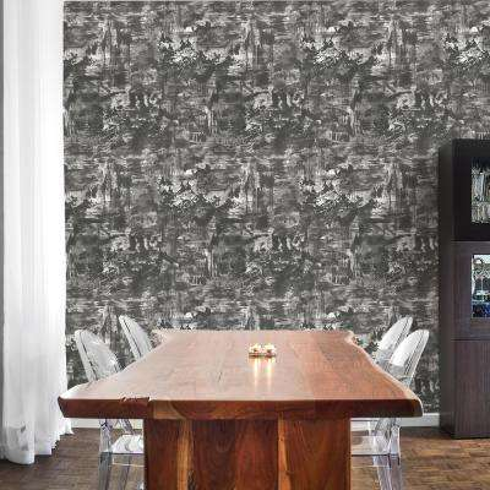 Shadow Village Wallpaper